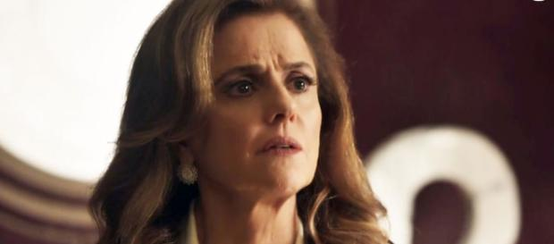 Sophia (Marieta Severo) será a assassina de Laerte e Vanessa