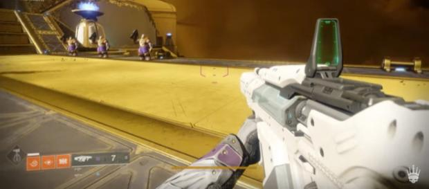 Fan-favorite Exotic Grenade Launcher is bugged - Inage credit - The Colony in 'Destiny2' - YouTube/Fallout Plays