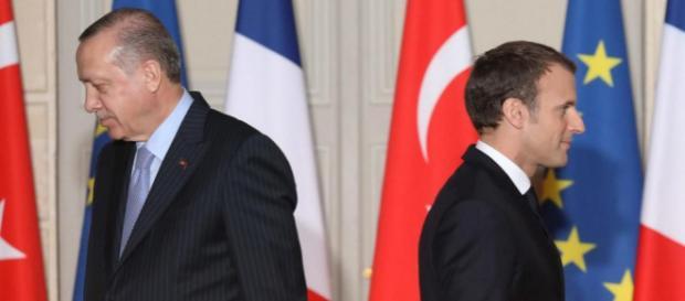 Turquie-UE : Macron évoque un « partenariat »