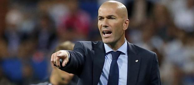 Zidane tem bem definidas suas prioridades