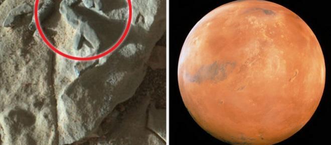 Viață pe Marte? Roverul Curiosity a surprins forme misterioase pe planeta roșie