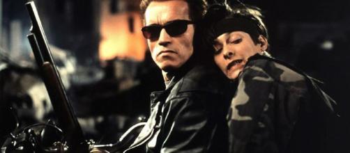 Arnold foi protagonista de vários filmes de ação