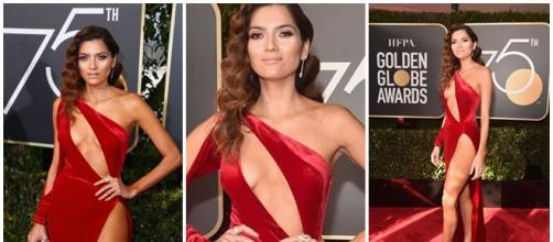 Atriz não aderiu ao protesto sobre assédio sexual no Globo de Ouro e ainda manda recado impressionante