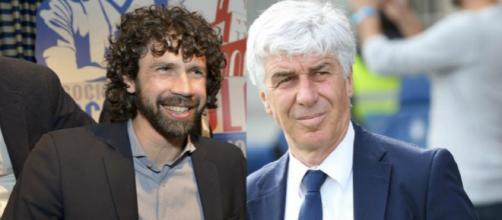 Damiano Tommasi e Gian Piero Gasperini, due volti nuovi per rilanciare il calcio italiano