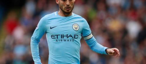 David Silva extends Manchester City contract till 2020 - hindustantimes.com