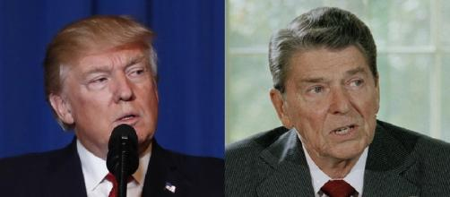 Donald Trump, Ronald Reagan, via Twitter