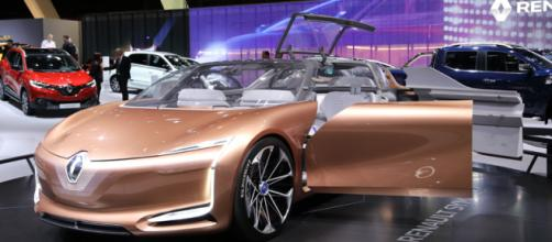 Le Concept-Car Renault Symbioz