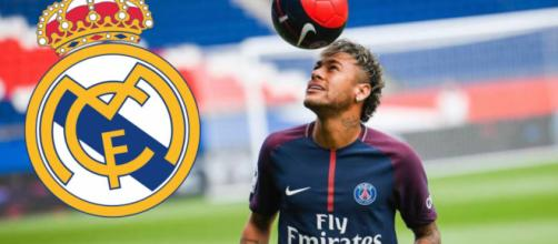Neymar al Real Madrid? Será posible?