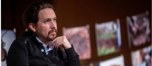 Pablo Iglesias, secretario general de Unidos Podemos