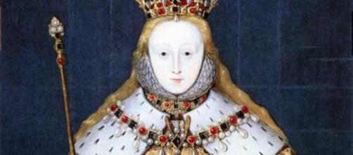 Portrait of Elizabeth. - [Artist unknown / Wikimedia Commons]