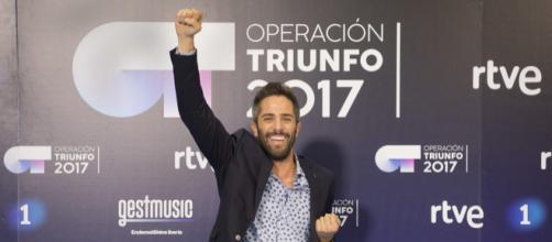 Roberto Leal, presentador de las galas de 'OT 2017': Fotos - FormulaTV - formulatv.com