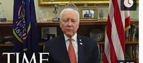 Senator Orrin Hatch, (R-Utah); [Media Source: Time/YouTube]