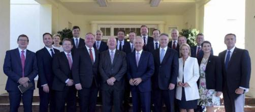 Turnbull recompone el gobierno australiano tras la dimisión de una ... - ikuna.com