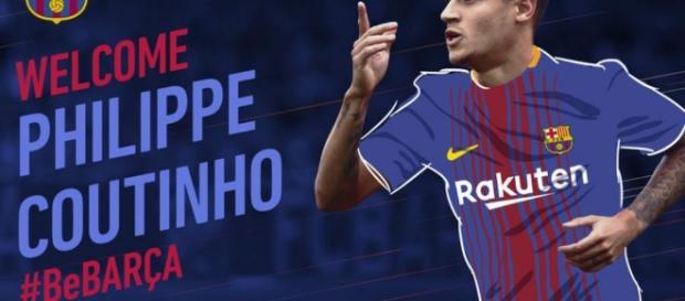 Après de nombreuses péripéties dans le feuilleton du transfert de Coutinho, le joueur brésilien a finalement signé au FC Barcelone.