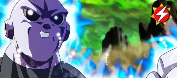 'Dragon Ball Super' unmasks one of Jiren's purpose in the Tournament of Power. - [Image Credit: Anime Live Reactions/YouTube Screenshot]