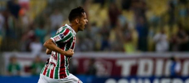 Gustavo Scarpa entrou na Justiça e pode deixar o Fluminense (Foto: Portal Tabelando).