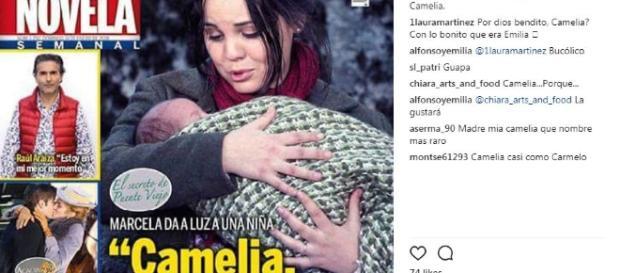 Il Segreto anticipazioni: ecco Camelia, la figlia di Matias e Marcela