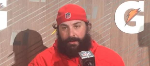 Matt Patricia assumed the Patriots' defensive coordinator job in 2012 (Image Credit: MassLive/YouTube)
