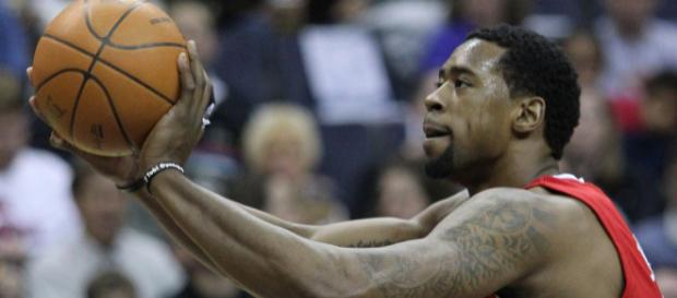 The Clippers might trade DeAndre Jordan to the Cavaliers. Image Credit: Keith Allison / Flickr