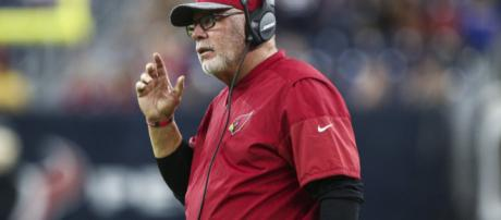 Bruce Arians says Cardinals have less on-field accountability than ... - usatoday.com
