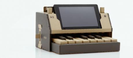 Cardboard never looked so fun. [Image Credit: Nintendo/YouTube screencap]