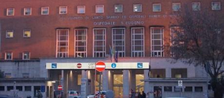 Homem entrou nesse hospital, em Roma