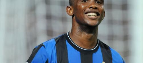 Astro africanoa, atacante Samuel Eto'o
