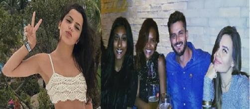 Ex-BBBs curtem férias fora do Brasil