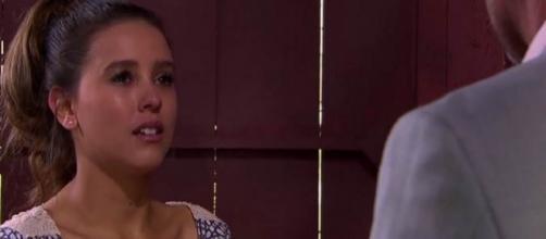 Fernanda, personagem da novela mexicana 'Um Caminho Para o Destino' - http://dicasnainternet.com