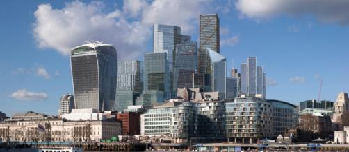 Future London's skyline [Image credit: City of London Corporation]