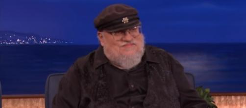 The 'Winds of Winter' may be released this 2018 - [Image via Team Coco/YouTube screencap]