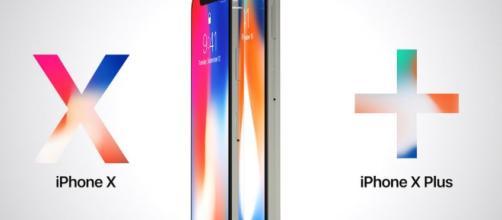iPhone X: in rete il concept di una ipotetica versione Plus