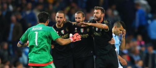 Juventus, Chiellini in vacanza con Bonucci