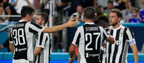 Juventus, ecco dove stanno passando le vacanze i campioni bianconeri