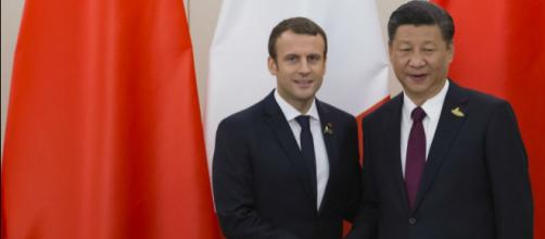 Le Pékin Express de Macron, une occasion diplomatique à ne pas ... - slate.fr
