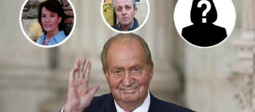 Los otros hijos que se le atribuyen a Juan Carlos, el rey de las ... - elespanol.com