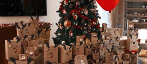 Los regalos de Reyes de casa de Paz Padilla