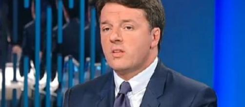 Matteo Renzi parla a 'Otto e Mezzo' a meno di due mesi dalle elezioni politiche