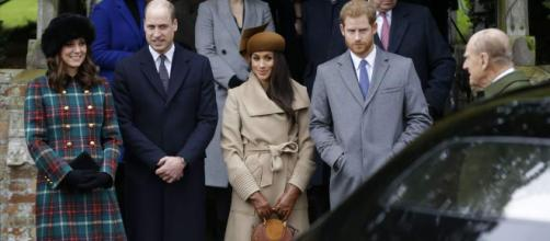 Meghan Markle, Kate Middleton, Harry et William réunis autour de ... - programme-tv.net