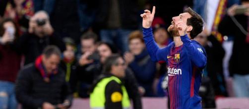 Messi tiene un valor en el mercado más alto