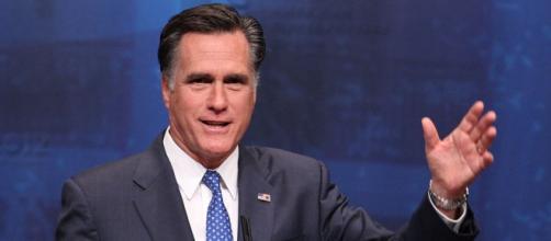 Mitt Romney [Img via Wiki | Mark Taylor]
