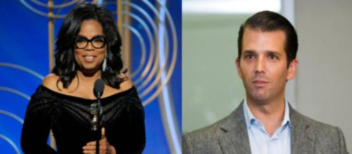 Oprah, Donald Trump Jr., via Twitter