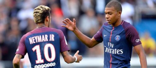 PSG : Neymar veut devenir le Messi de Mbappé ! | SUNU FOOT - snfoot.tk