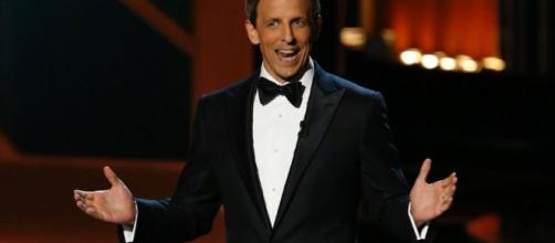Seth Meyers in final talks to host the 2018 Golden Globes | Fox News - foxnews.com