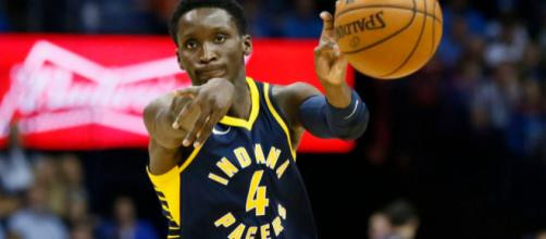 Victor Oladipo Game-Winning 3 Lifts Pacers Past Spurs - fanragsports.com