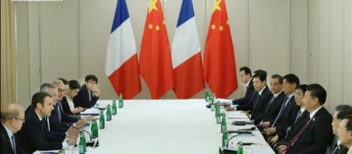 Xi, Macron agree to promote China-France cooperation - Xinhua ... - xinhuanet.com