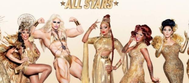 Algumas das 'queens' que participaram na nova temporada