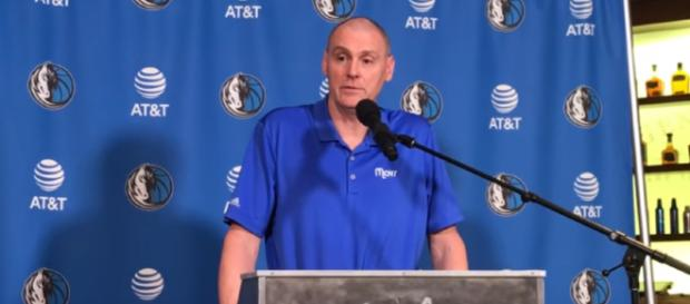 Dallas Mavericks HC Rick Carlisle - Image credit - Matthew Postins | YouTube