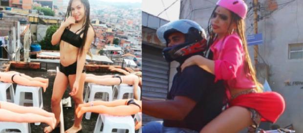 Fã de Anitta, cantora acabou fazendo a sua versão do hit 'Vai Malandra'