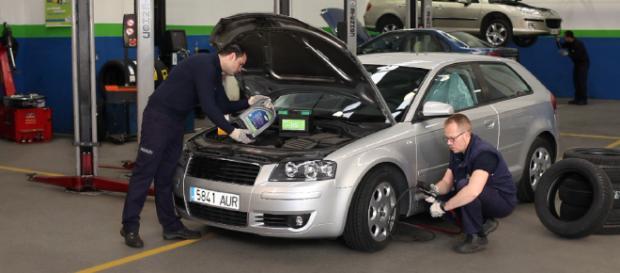 La elección del taller es el primer paso en la economía del mantenimiento de su coche